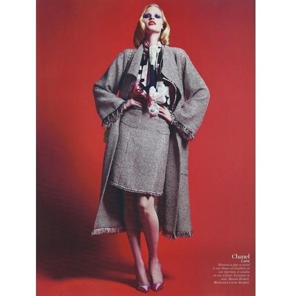 Изображение 32. Съемки: Harper's Bazaar, Industrie, Vogue и другие.. Изображение № 79.