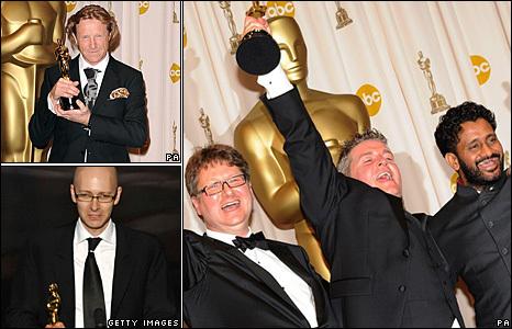 Комментарии победителей, Оскар 09. Изображение № 4.