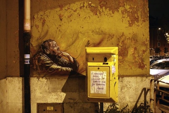 Искусство на улицах. Изображение № 16.