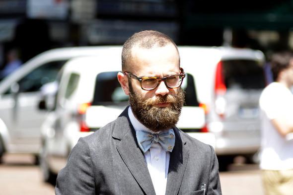 Изображение 8. Milan Fashion Week в деталях: день 3.. Изображение № 6.