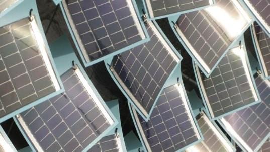 Фотогальваническая лиана Solar Ivy. Изображение № 5.