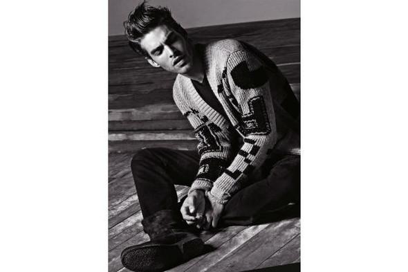Каталог Armani Jeans FW2011-2012. Изображение № 12.