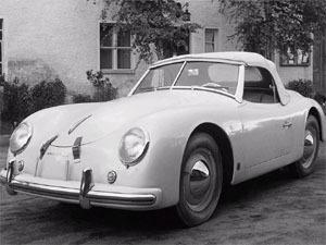История компании Porsche. Изображение № 1.