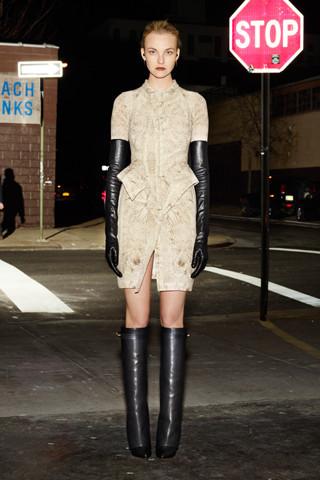 Givenchy Pre-Fall 2012. Изображение № 32.