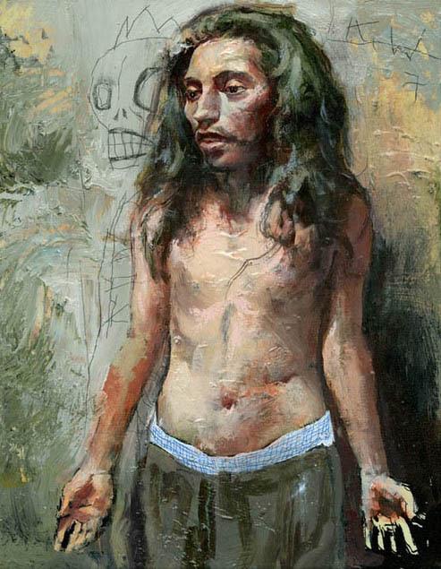 Картины маслом отКента Уильямса (Kent Williams). Изображение № 37.