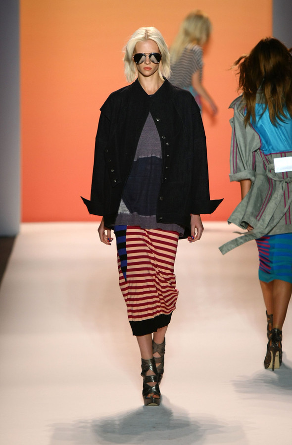 New York Fashion Week Spring 2012: День второй. Изображение № 7.
