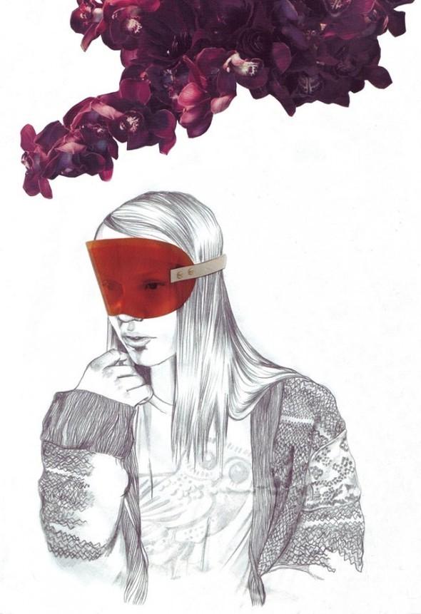 Иллюстратор Esra Roise. Изображение № 26.