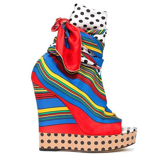 Модная обувь весна-лето 2012 от D&G. Изображение № 1.