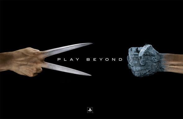 Рекламные плакаты Sony PSPи Sony Playstation 1, 2, 3. Изображение № 17.