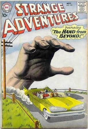 Strange adventures. Изображение № 1.