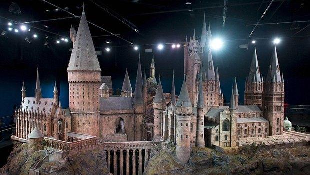 Как создавались декорации «Начала», «Соляриса» и «Гарри Поттера». Изображение № 7.