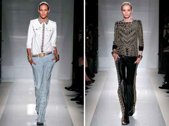 Показы Paris Fashion Week SS 2012: День 3. Изображение № 8.