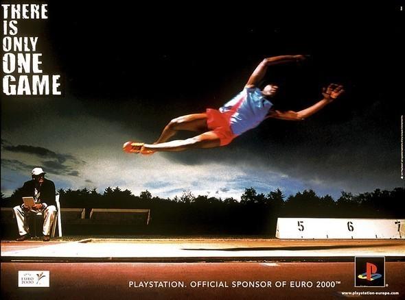 Рекламные плакаты Sony PSPи Sony Playstation 1, 2, 3. Изображение № 74.