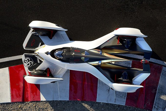 Chevrolet создала суперкар для Gran Turismo. Изображение № 21.