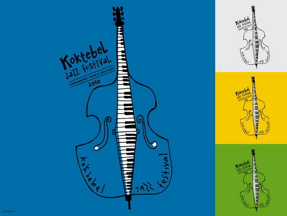 Koktebel Jazz Fest & Sekta: Festival Graphic Contest. Изображение № 70.