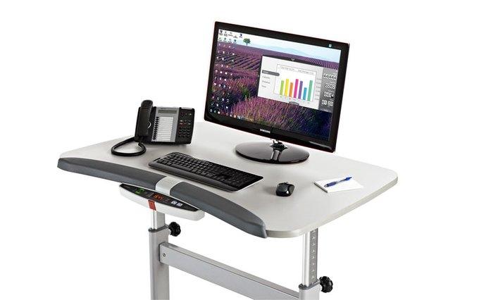 LifeSpan выпустили беговые дорожки с компьютерным столом. Изображение № 3.
