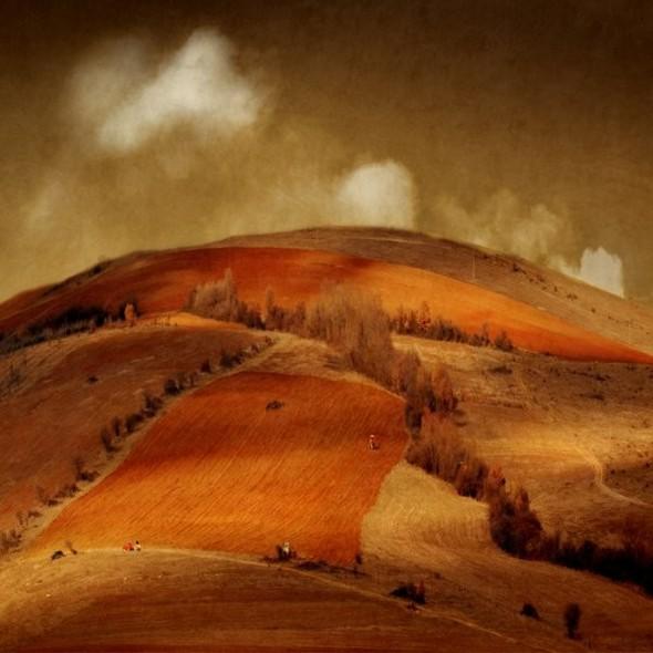 Загадочно-прекрасный мир болгарской фотохудожницы Магдалены Ванли. Изображение № 13.