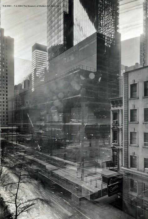 Сфотографировать Время! Проект Michael Wesely. Изображение № 4.