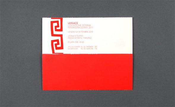 Изображение 14. Womenswear collections S/S 2011: show invitations.. Изображение № 14.