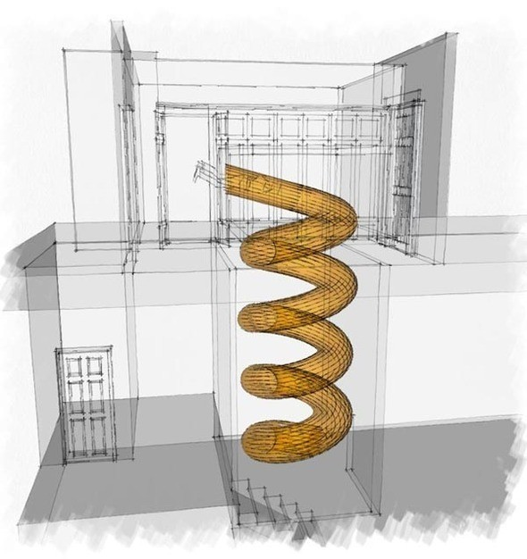 Изображение 40. 6 необычных Дизайн-проектов.. Изображение № 39.
