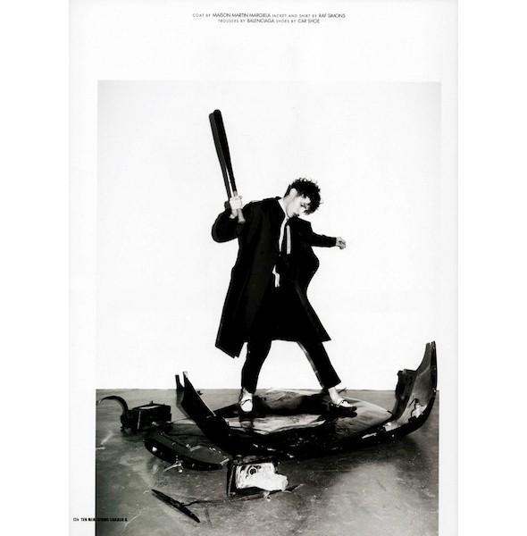 Изображение 32. Мужские съемки: Vogue, L'Officiel и другие.. Изображение № 41.