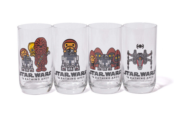A BATHING APE X STAR WARS 2012. Изображение № 11.