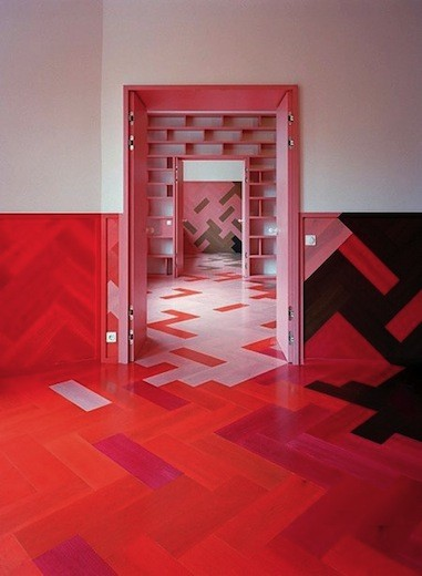 А-ля натюрель: материалы в интерьере и архитектуре. Изображение № 88.