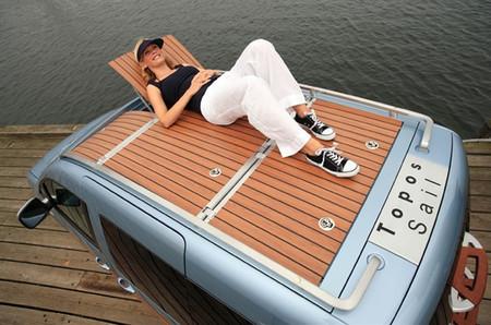 Яхт-дизайн внедорожника Range Rover Superyacht. Изображение № 9.