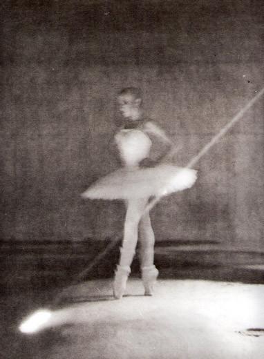 Балет в технике лит-печати или как мой друг печатает ночами фотографии. Изображение № 4.