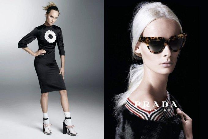 Max Mara, Prada и другие марки выпустили новые кампании. Изображение № 32.