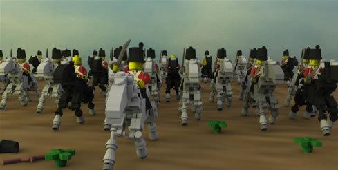 48 креативных LEGO творений. Изображение № 41.