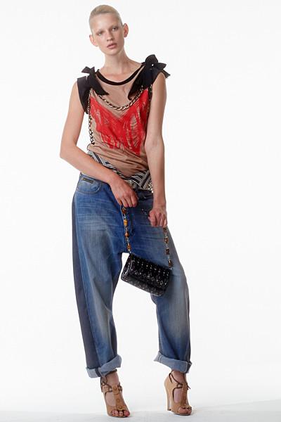 Лукбук: Vivienne Westwood Anglomania SS 2012. Изображение № 20.