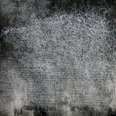 Точка, точка, запятая: 10 современных абстракционистов. Изображение № 91.