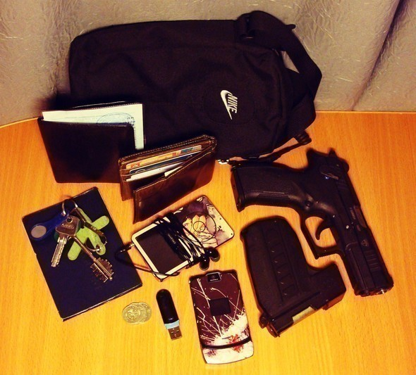 Look atMe: What's inyour bag?. Изображение № 13.