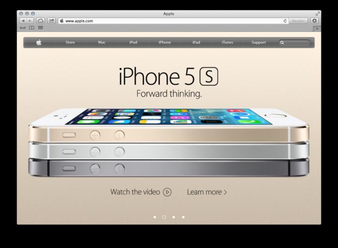 Трансляция: Apple представляет новые iPhone и другие продукты. Изображение № 4.