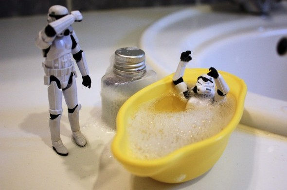 Stormtroopers day off. Изображение № 5.