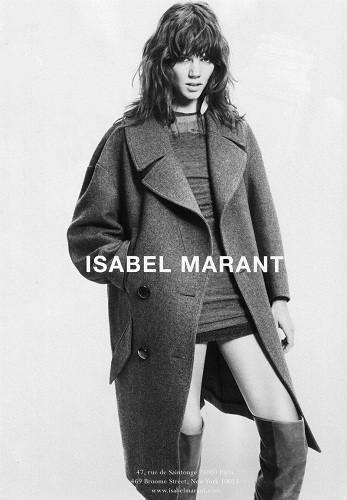 Isabel Marant FW 2011. Изображение № 44.
