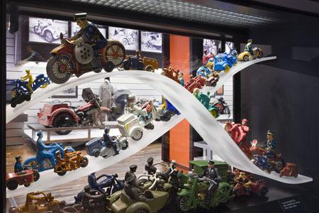 Музей Harley-Davidson вМилуоки. Изображение № 24.