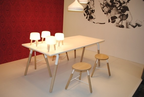 Изображение 2. Stockholm Furniture Fair 2011. Освещение.. Изображение № 2.