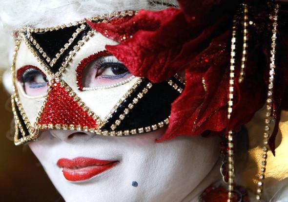 Венецианский карнавал масок. Изображение № 9.