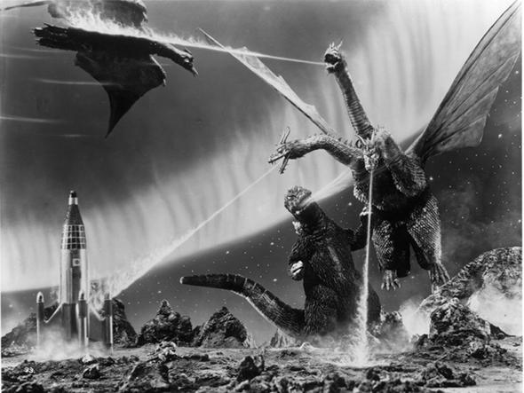 B-Movies: Godzilla! Самый популярный монстр кино. Изображение № 2.