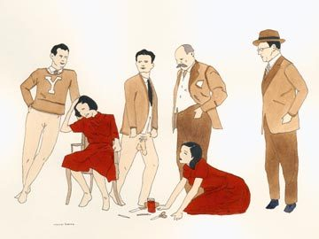 Канадский художник Marcel Dzama. Изображение № 9.