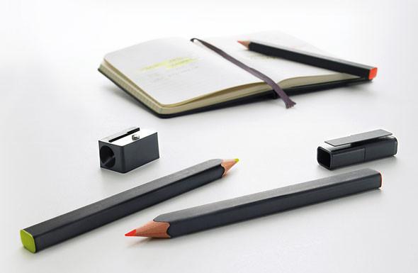 Главное подчеркнуть: флуоресцентные карандаши Moleskine. Изображение № 2.
