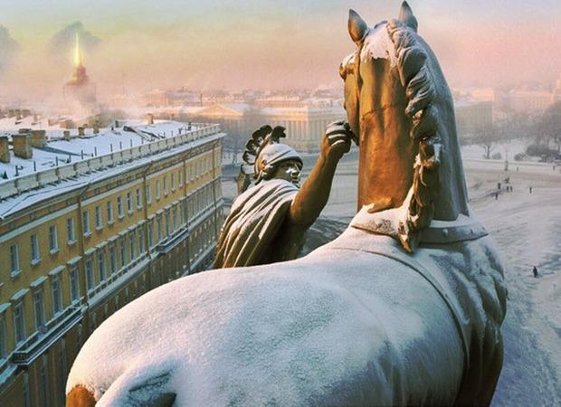 Куда пойти, оказавшись в Петербурге? . Изображение № 1.