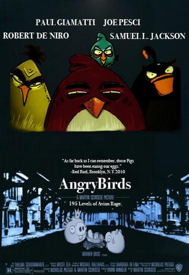 По Angry Birds снимут несколько кинокартин. Изображение № 1.