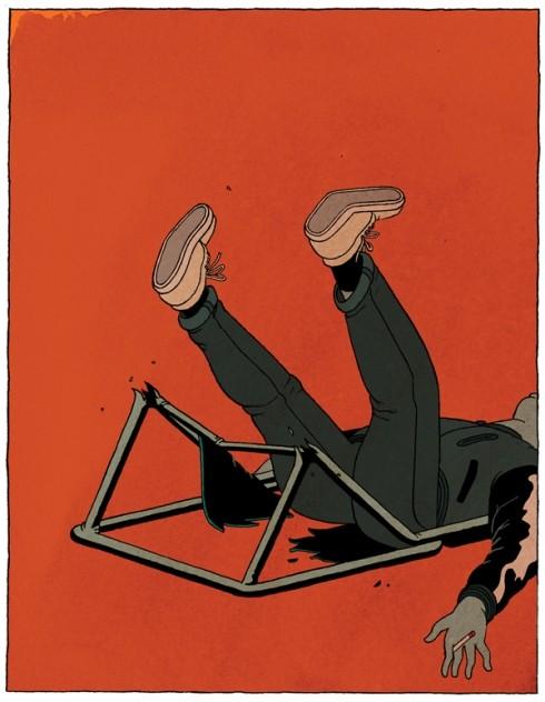 Иллюстрации Stefan Glerum для Obey. Изображение № 1.