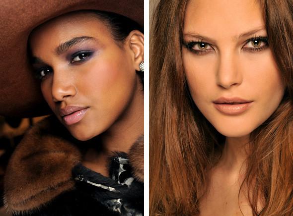 Перевести стрелки: тенденции макияжа FW 2010. Изображение № 12.