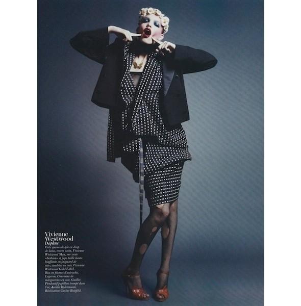 Изображение 66. Съемки: Harper's Bazaar, Industrie, Vogue и другие.. Изображение № 113.