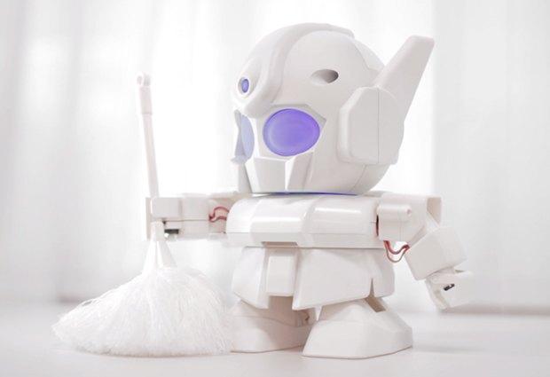 Краудфандинговый проект недели: Комплект для сборки робота RAPIRO. Изображение № 12.