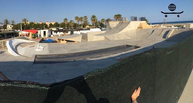 Испанское СМИ сняло скейтпарк для ховерборда Lexus . Изображение № 3.